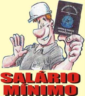Salário mínimo previsto para 2013 é aumentado em R$ 4