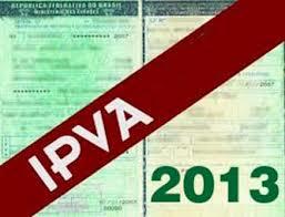Boletos do IPVA começam a chegar às casas dos contribuintes