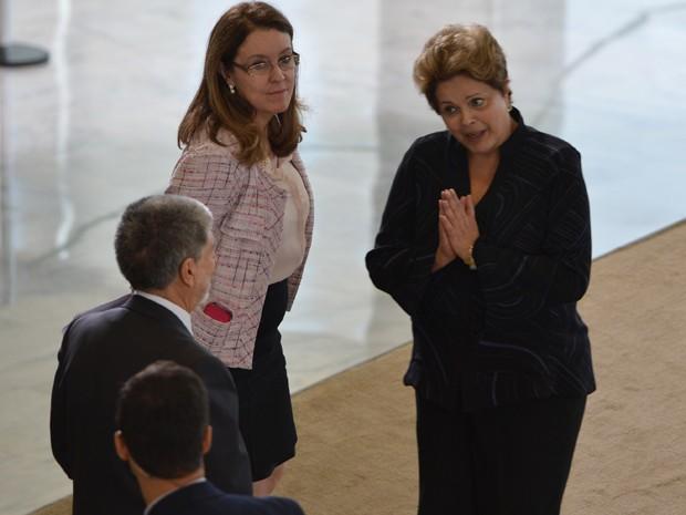 Dilma diz que queda da inflação em julho é 'uma maravilha'