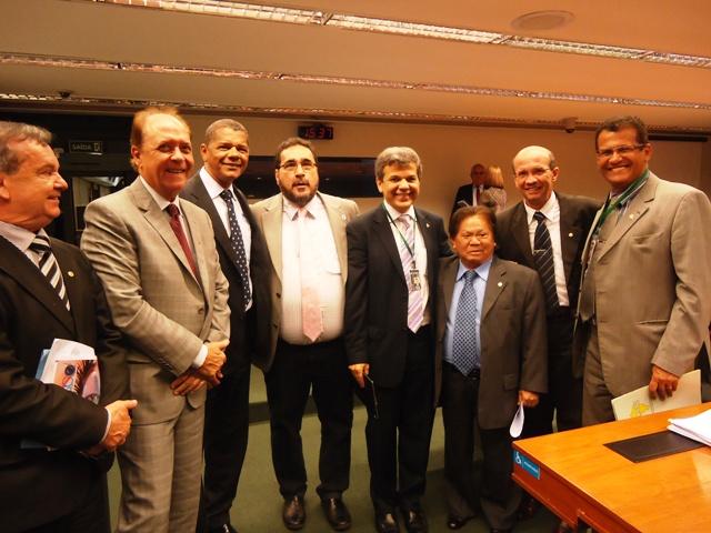 Comissão especial da PEC da Administração Tributária elege vice-presidentes
