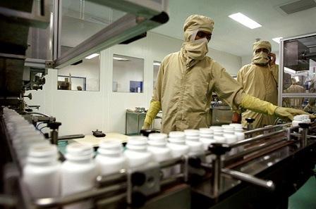 Produção industrial brasileira se mantém estável