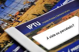 Desconto de 4% no IPTU à vista compensa