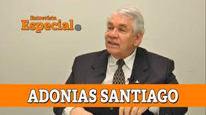 Entrevista: secretário de Fazenda Adonias Santiago