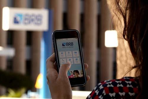 BRB lança nova versão de aplicativo para celular