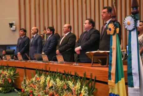 """""""Executivo e Legislativo devem continuar juntos"""""""