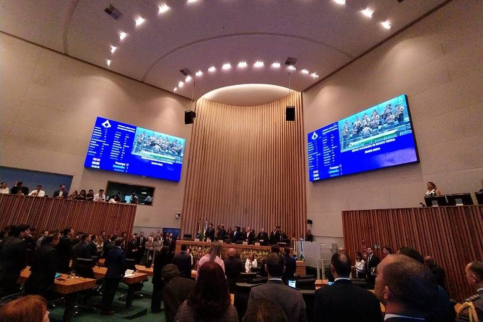 Veja a nova composição das comissões da Câmara Legislativa