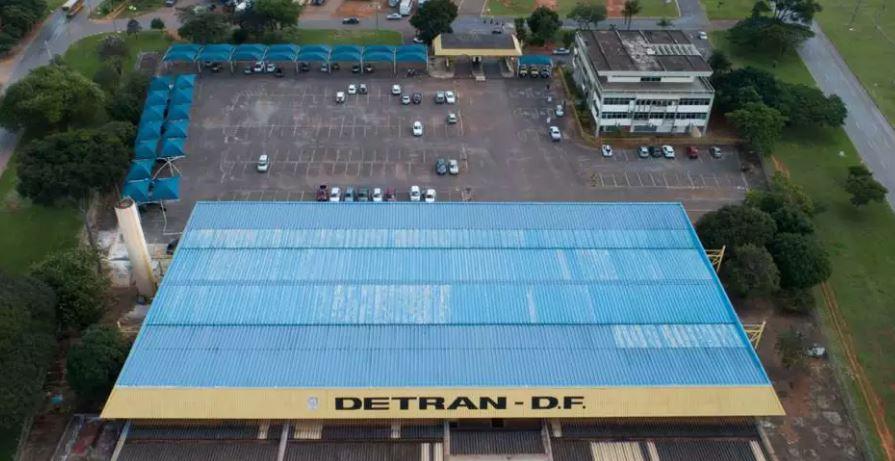 BRB assumirá, em 60 dias, parte de serviços prestados pelo Detran