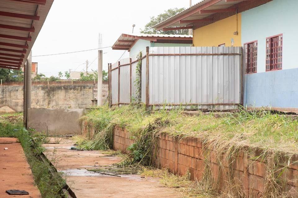 TCDF cobra conclusão de reforma em escola. Obras pararam em 2016