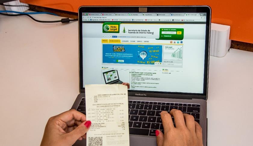 Prêmios de até R$ 500 mil do Nota Legal começam a ser pagos
