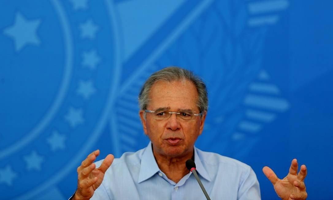 Transformar crise de saúde em farra eleitoral é inaceitável, diz Guedes